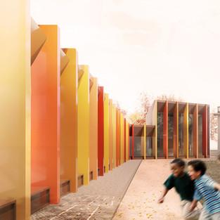 New complex school in Modigliana