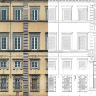 Restoration of Palazzo Ducale facade