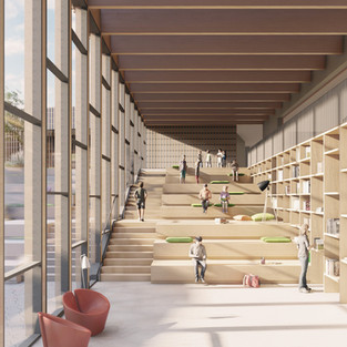 New complex school Bevagna