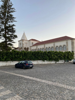 Palacio D Manuel - Evora