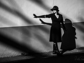 Parkdeck-Shooting mit Sabine D.