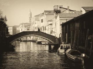 Venedig (Sepia)