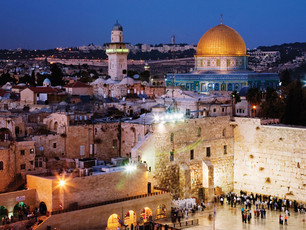 Holy Land: Reason to fight for , or the glue to the children of Abraham-Jews, Christians and the Mus