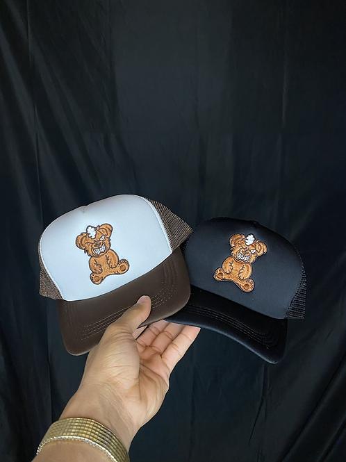 Raging Bear Trucker Hat