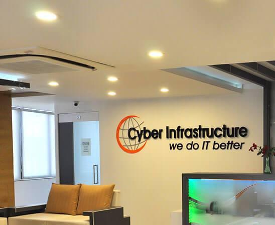 Cyber Infrastructure (CIS) Blockchain Internship