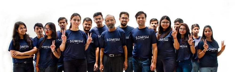 Somish Blockchain Internship
