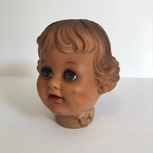 'Girl' Doll Head