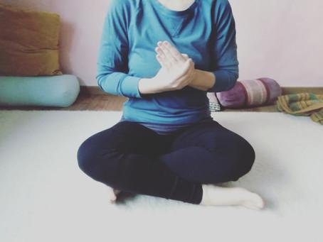 Meditation um Zukunftsangst abzubauen