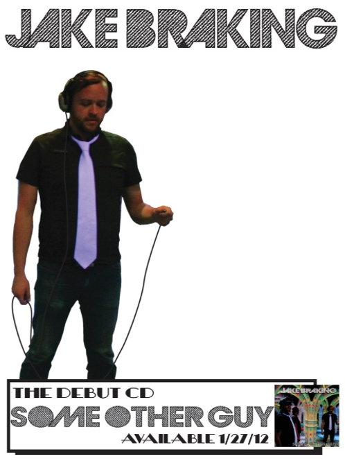 Jake Hagedorn - Some Other Guy CD