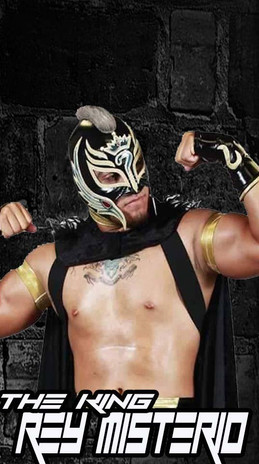 THE KING REY MISTERIO