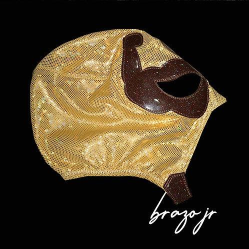 Máscara Profesional Original Brazo jr