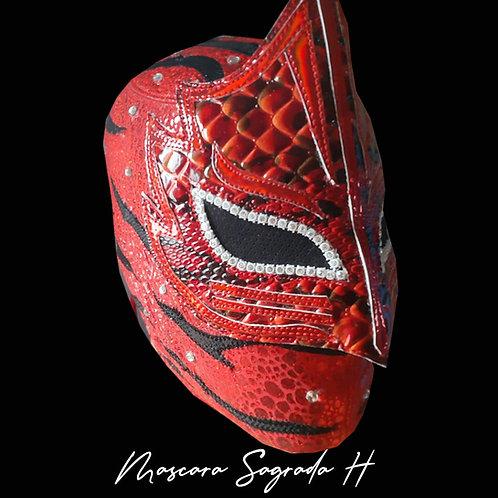 Máscara Profesional Original Máscara Sagrada H