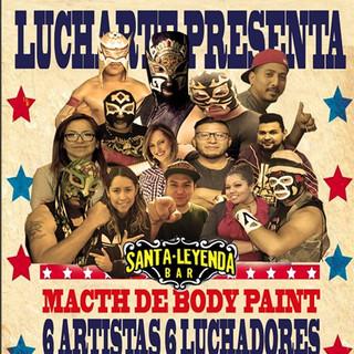 Lucharte match one Body