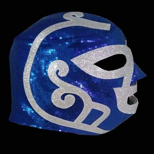 Máscara de Gala Original Huracán Ramírez