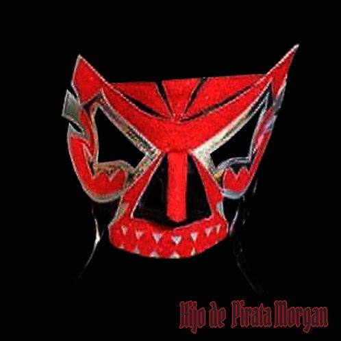 Máscara Profesional Original Hijo de Pirata Morgan