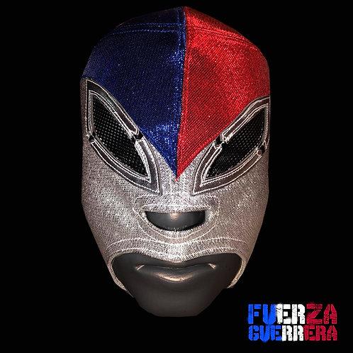 Máscara Profesional Original Fuerza Guerrera