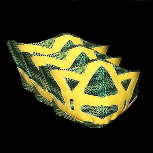 3 Cubrebocas  diseño oficial Hijo de Fishman