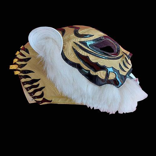 Máscara Profesional Solar fusión Tiger Mask