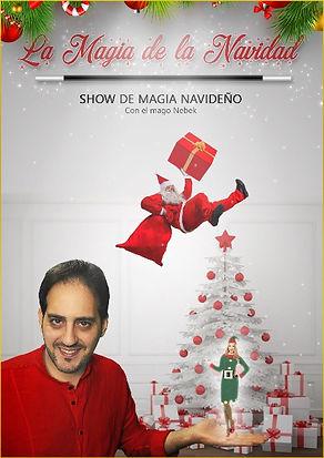 Show de Navidad para colegios