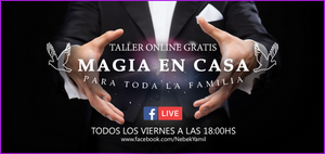taller de magia gratis