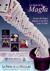 La Gala de la magia Manilva