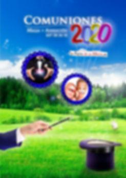 Mago para comunion 2020