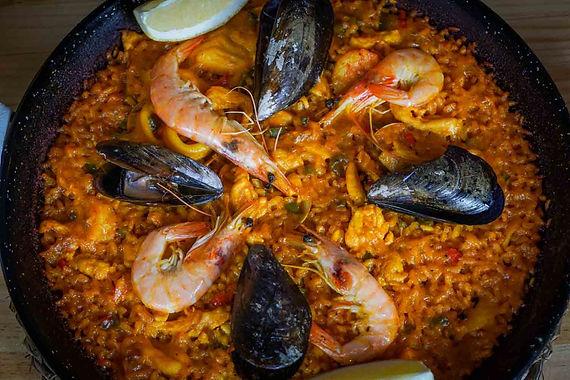Comer la mejor paella de Marbella