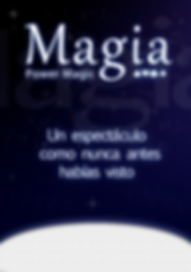 espectaculo de magia power Magic