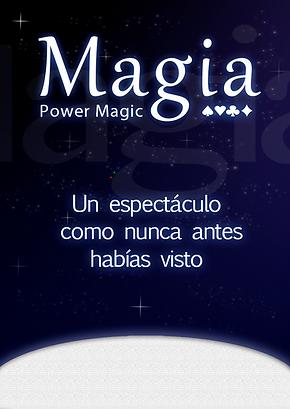"""Resultado de imagen de """"MAGIA POWER MAGIC"""""""