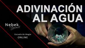 ADIVINACIÓN AL AGUA