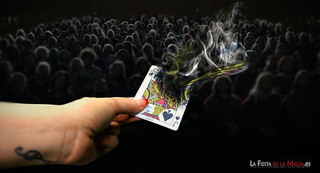 Magia e ilusionismo para eventos
