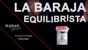 LA BARAJA EQUILIBRISTA