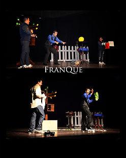 FranQue Power Magic mago
