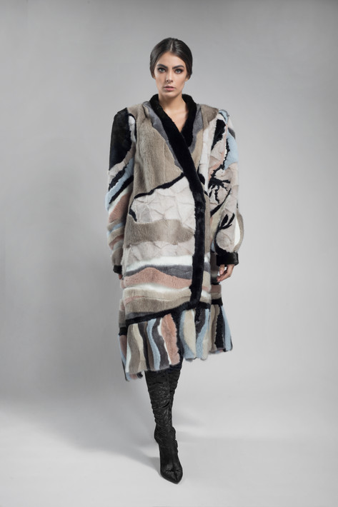 Metamorph fur coat
