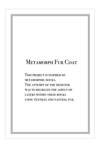 Metamorph description
