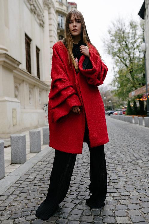 Red K Jacket