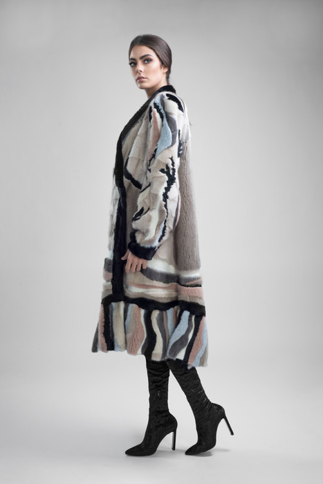 Metamorph fur coat