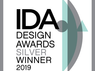 IDA DESIGN AWARDS 2019
