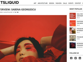 ITSLIQUID INTERVIEWS SABINA GEORGESCU