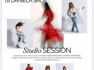 Studio Sessions in FAMOST mag