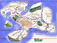 Siliar World Map ≈ 4925 to 5000