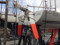 DYNAMIC-BOATS TRABAJO beneteau first 21.7s 7