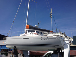DYNAMIC-BOATS TRABAJO beneteau first 21.7s 5