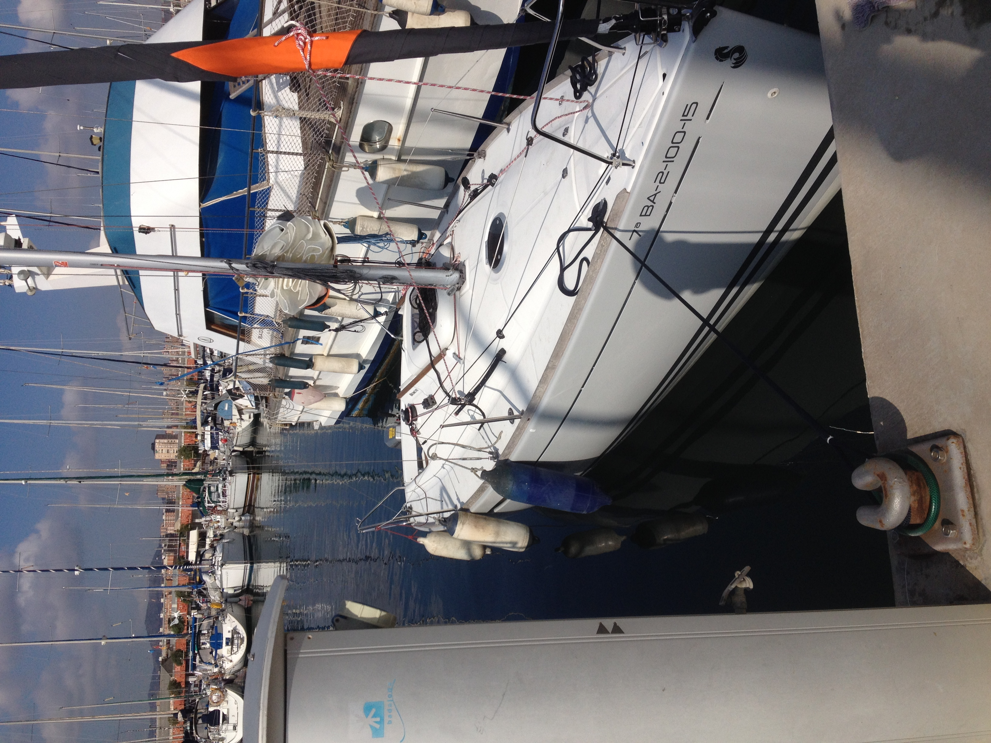 DYNAMIC-BOATS TRABAJO beneteau first 21.7s 9