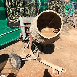 Method Statement for Mixing Mortar