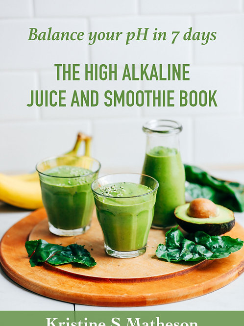 Juice & Smoothie Book