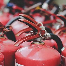 Fire Equipment Maintenance SWMS