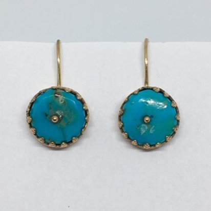 TURQUOISE DROPS