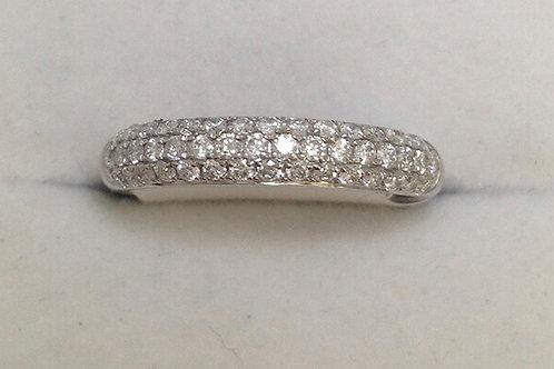 STUNNING DIAMOND ETERNITY RING