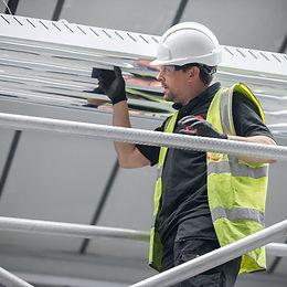 SWMS Lighting Maintenance
